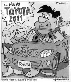 Toyota 2011 - problema resuelto by Taylor Jones