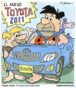 Toyota 2011 - problema resuelto -  by Taylor Jones