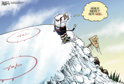 LOCAL DC - Caps Quest for the Cup  by Nate Beeler