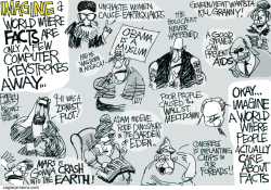 Your Own Facts by Pat Bagley