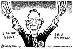 Blumenthal Honesty by Milt Priggee