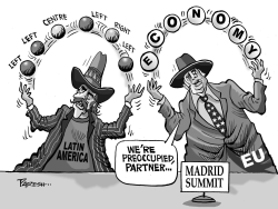 EU and Latin America by Paresh Nath