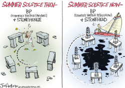 Summer Solstice by Joe Heller
