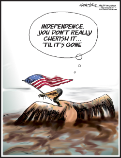 Oily Independence by J.D. Crowe