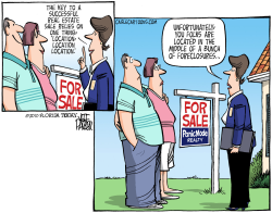 Too Foreclose For Comfort  by Parker