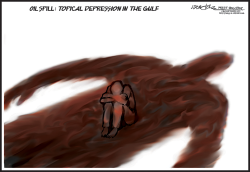 Depression in the Gulf by J.D. Crowe