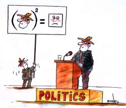 Politics  by Pavel Constantin