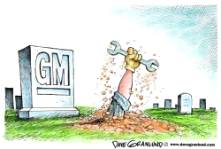 GM back from the dead by Dave Granlund