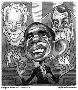 Obama State of the Union by Taylor Jones
