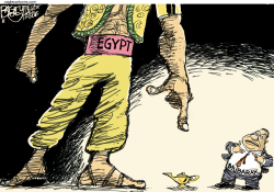 Egypts Wish by Pat Bagley