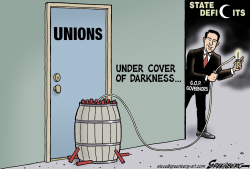 Union Busting by Steve Greenberg