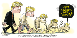 Donald Trump Birther  by Daryl Cagle