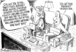 Royal Wedding by Joe Heller