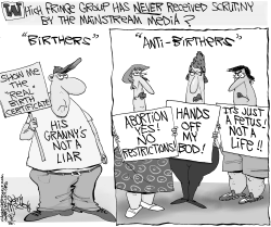 Anti-Birthers by Gary McCoy