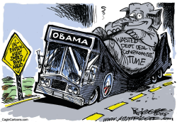 Compromise Express by Milt Priggee