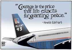 FLIGHT 93, 9-11, by Randy Bish
