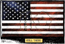 Ten Years After 9/11  by Nate Beeler