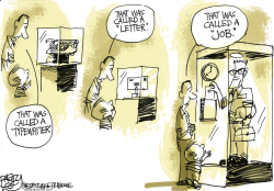 Working Stiff by Pat Bagley