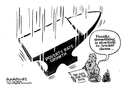 Poverty Rate Growth by Jimmy Margulies