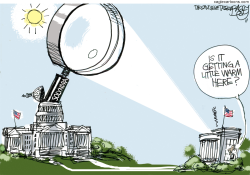 Burned on Green Jobs by Pat Bagley