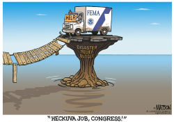 Heckuva Job Congress- by RJ Matson