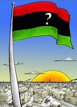 What Does the Future Hold for Libya by Brian Adcock