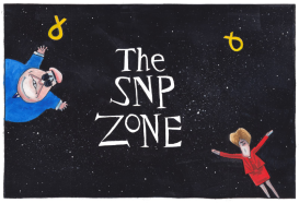 The SNP Zone by Iain Green