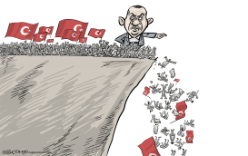 Erdogan's leadership by Martin Sutovec
