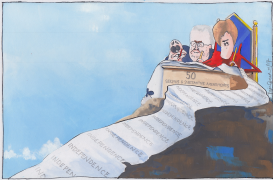 FIFTY REASONS FOR NO SCOTTISH BREXIT by Iain Green