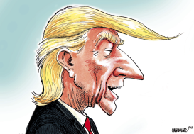 Pakistan's Trump by Sabir Nazar