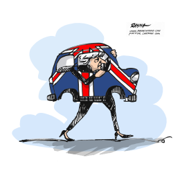 BREXIT WAY by Rayma Suprani