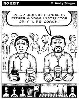Every Woman Yoga Life Coach by Andy Singer