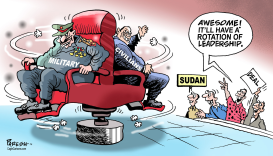 Sudan power deal by Paresh Nath