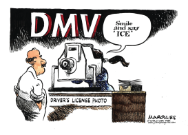 Drivers License Facial Recognition by Jimmy Margulies